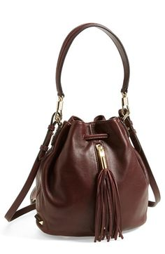 Elizabeth and James 'Mini Cynnie' Convertible Bucket Bag available at #Nordstrom