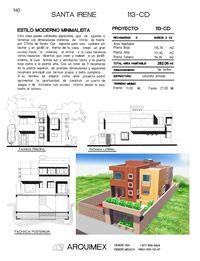 arquimex planos de casas en mexico planos y diseos de casas mexicanas estilo