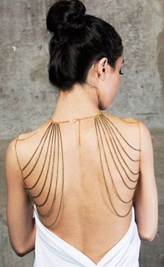 Shoulder chain
