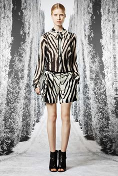 Roberto Cavalli | Resort 2013 Collection | Style.com