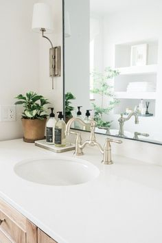 Large Modern Wall Mirror Bathroom Vanity Decorative Industrial Rectangle Steel Framed Frameless Meta - Home Decoration Styling Home Design, Decor Interior Design, Interior Decorating, Bath Design, Luxury Interior, Decorating Ideas, White Bathroom, Mirror Bathroom, Bathroom Ideas