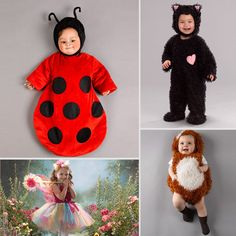 Last-Minute Kids Halloween Costumes from Just Pretend Kids (owned by Stacey Bendet of Alice + Olivia's mom!)