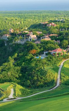 Altos de Chavon | Casa de Campo - La Romana - Dominican Republic.... Hoping to play a little golf with my sweetie