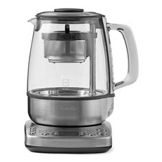Breville is known for their ingenuity and design. This tea maker is no exception.