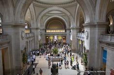 The Secrets of the Metropolitan Museum of Art... All the little known facts you didn't know about one of the world's most famous museums, and how to see them.