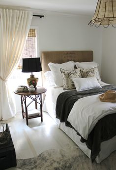 Beautiful bedroom design indulgence