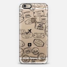 Whoa. Check out this design on Casetify! #travel #stamp #passport #nomad #wanderlust #holiday #vacation #lifestyle #iphone8 #case #design #transparent