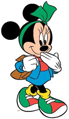imagenes de mickey mouse in school - Buscar con Google