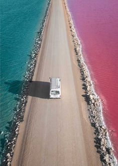 Lake MacDonnell is one of our biggest highlights whilst travelling through South Australia. Seeing a Pink Lake in real life is mind-blowing. Sometimes we just wanted to jump into the bubble gum lake! Read about our time exploring this amazing Pink Lake. Vacation Ideas, Vacation Spots, Vacation Travel, Italy Vacation, Places To Travel, Travel Destinations, Places To Visit, Travel Diys, Cheap Travel