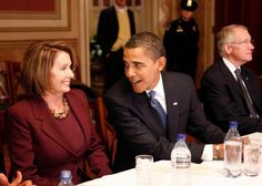 Seriously? Obama Re-Gifts Prayer Beads Blessed By Pope Francis To Nancy Pelosi Of All People