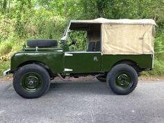 "Land Rover Series 1 one 1955 86"" | eBay"