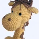 Girard the giraffe