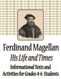 the life and times of explorer and adventurer ferdinand magellan Sail into the life of explorer ferdinand magellan on biographycom magellan led  the  his departure from portugal came at an opportune time.