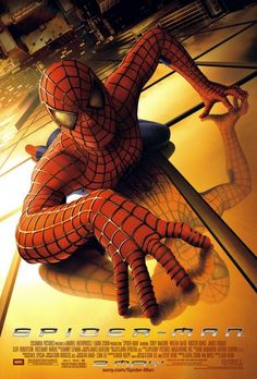 I quite like Sam Raimi's first two Spider-Man movies. Tobey Maguire and Kirsten Dunst are lovable characters with a nice chemistry between them.