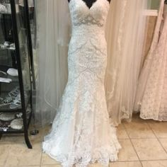 Strapless Empire Beaded Waist Sheath Wedding Dress • Ava's Bridal Couture Net Gowns, Affordable Bridal, Bridal Salon, Bridesmaid Dresses, Wedding Dresses, Ava, Empire, Short Dresses, Couture