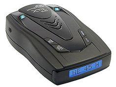 Radar and Laser Detectors: Whistler Xtr-540 Cordless Radar Detector Standard Packaging -> BUY IT NOW ONLY: $38.89 on eBay!