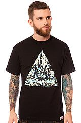 Diamond Supply Co. The Trilliant Tee in Black