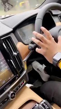 # Attitude # car ride # night rider # evening status # black lover # shyari # jaat # Car Rider, Driving Pictures, Indian Fashion Dresses, Nightgown, Snapchat, Attitude, Photoshoot, Videos, Baby