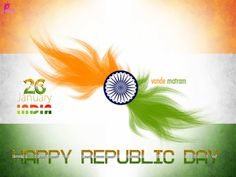 The 45 best 26 january republic day of india images on pinterest happy republic day hd wallpaper and wishes card of 26 january m4hsunfo