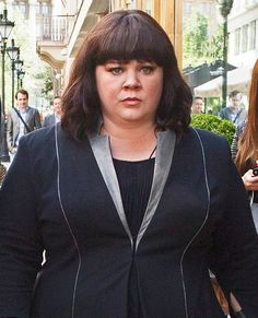 Melissa McCarthy Wigs Out! See the Most Memorable Hair Moments of Her Career - Spy, 2015 from InStyle.com