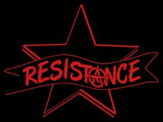Resistance... A Political Beliefs, Question Everything, Anarchy, Punk, Neon Signs, This Or That Questions, Creative, Anarchism, Illustrations