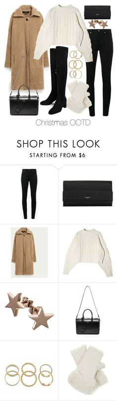 """""""Sin título #782"""" by above3600 ❤ liked on Polyvore featuring Yves Saint Laurent, Givenchy and Karl Donoghue"""