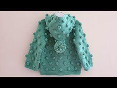 Popcorn Kapüşonlu Hırka Modeli - YouTube Baby, Knitting, Youtube, Fashion, Baby Coming Home Outfit, Knit Cardigan, Sacks, Jackets, Tejidos