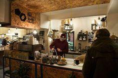 The Coffee Virus Amsterdam - Overhoeksplein 2