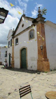 Igreja — Centro Histórico de Paraty