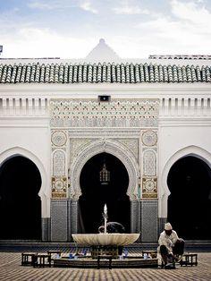 Meknes Great Mosque (Morocco)