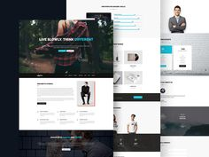 Hydroo Agency Template