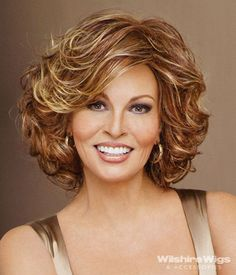 Raquel Welch - Wigs & Hairpieces