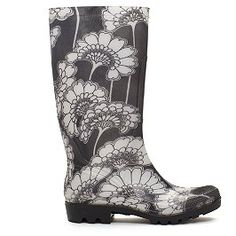 Kate spade Japanese floral boots