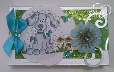 Latinas Arts and Crafts: Tutorial #17: Cajita para gift card.