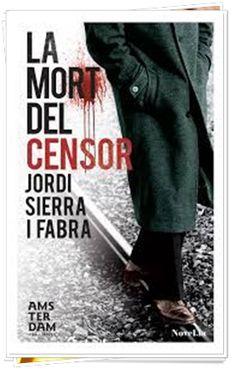 La mort del censor, de Jordi Sierra i Fabra