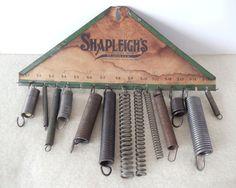 Shapleighs Store Spring Display  Highly by UrbanRenewalDesigns, $42.99