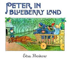 by Elsa Beskow, Sweden's beloved children's book author & illustrator. Peter is looking for blueberries for his mother's birthday, and a magical adventure begins. A classic and wonderful Beskow tale with delightful illustrations. Elsa Beskow, Strange Adventure, Mother Birthday, Natural Toys, Waldorf Dolls, Children's Literature, Book Authors, Mini Books, Love Book