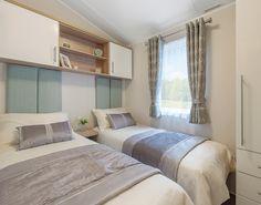 Willerby Granada 2016 Twin Bedroom