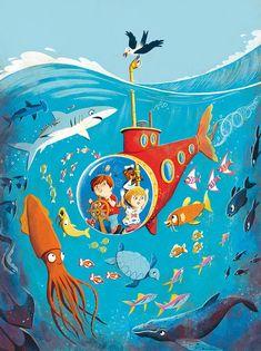 Children's illustration - — Migy