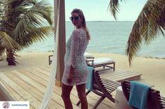Donald Trump's Daughter Ivanka Babymoon Vacation in Belize