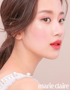 [Photoshoot] Moon Ga Young for Marie Claire - Celebrity Photos - OneHallyu Asian Makeup Looks, Korean Makeup Look, Korean Beauty, Asian Beauty, Beauty Make Up, Hair Beauty, Female Eyes, Korean Actresses, Korean Actors