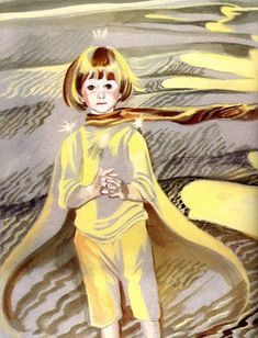 The Little Prince by Nika Goltz [©2011]