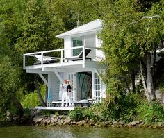 Photo Gallery: Charming Boathouses | House & Home