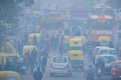 New Delhi teste la circulation alternée Check more at http://info.webissimo.biz/new-delhi-teste-la-circulation-alternee/