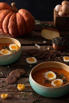 Crema de Calabaza | Trucos para que sea gloriosa - O'Food