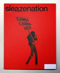 Sleazenation: Cover Concepts 2000. — Paul Robson, via Behance