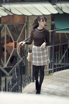 Kazuhiro Sakka's media content and analytics Tall Girl Fashion, Fashion Now, Fashion Beauty, Womens Fashion, Girl Outfits, Casual Outfits, Cute Outfits, Fashion Outfits, Fall Winter Outfits