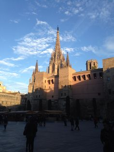 Who's in Barcelona at MWC? Beautiful skies last night! Drop us an email to catch up!