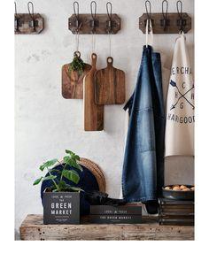 В оттенках индиго   H&M