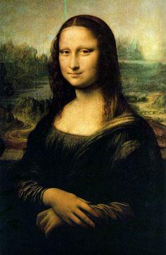 Mona Lisa, (1503–1517), Leonardo da Vinci
